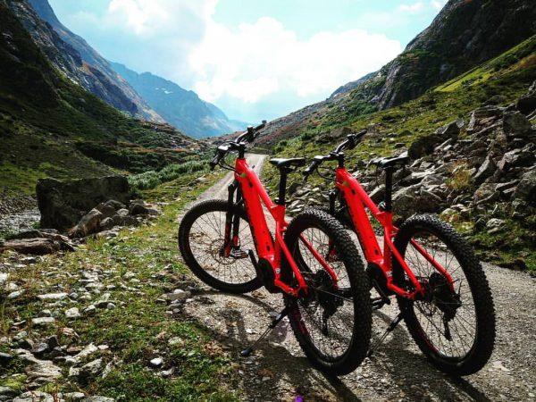 #österreich #St. Anton #vorarlberg #tirol #verwall #konstanzerhütte #mountainbike #tour #bike #spaß #erholung #😘 ...
