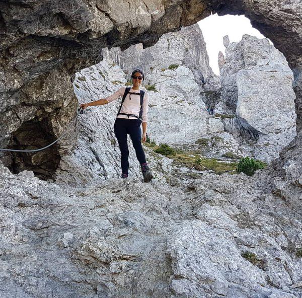 Drei Schwestern 🗻 #tb #hiking #sunday #wandern #weekend #mountains #austria #nature #vorarlberg #smile ...