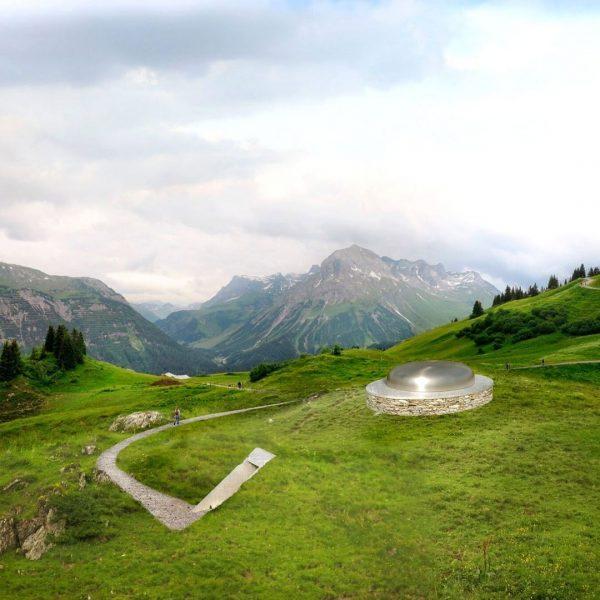 Kennen Sie schon das neue Highlight am Arlberg, den Skyspace-Lech? Wir haben uns ...