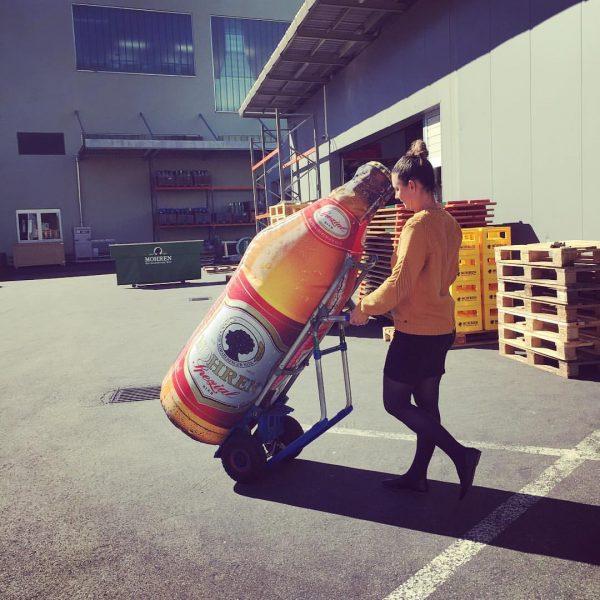 #oberkolba - S' Neue 300L Mohren Spezial! #bierlieferant #willhaben #spezial #kolba #hauslieferung #bier #dornbirn #untapped #rateit #mohrenbrauerei...
