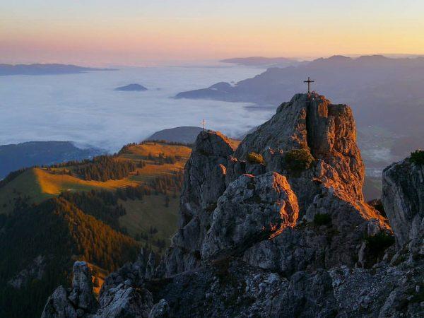 Der Morgen danach! 😛 . . . . . #austria #vorarlberg #amazing #sunset ...