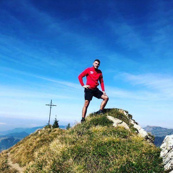 #Voralberg#Schnifis#wandern#hiking#hikingtrails#lastweekend# Schnifis, Vorarlberg, Austria