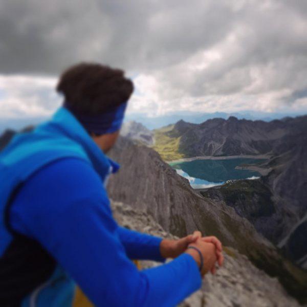 Awsome view ————————————— www.insitesport.net ————————————— #insitesport #getoutside #getoutdoors #outdoor #bergsteigen #wandern #klettersteig #klettersteigen ...