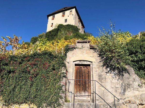 #castle #mideval #austria #vorarlberg #feldkirch #burg Schlosswirtschaft Schattenburg