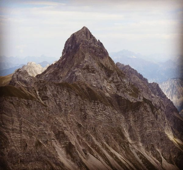 Zimba #austria #zimba #vorarlberg #mountains #brand #montafon #hiking #alps #alpen #wandern #aussicht #view Saulakopf