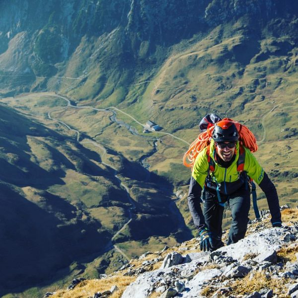 Roggalspitze Nordkante / Impressions of the weekend⛰🧗🏻♂️ #Roggalspitze#Nordkante#Lechtal#Austria#Vorarlberg#Bestteam#Visitvorarlberg#Climbing#Klettern#Mountaineering#Bergsteigen#Mountains#Berge#Alps#Summit#Training#Motivation#instamoment#mountainman#mountainlife#mountain#alpinism#getoutdoors#nopainnogain#ortovox#timetoplay#petzlgram#salomon#instapic#photography @es_gibt_reis @albrecht_ralph Roggalspitze