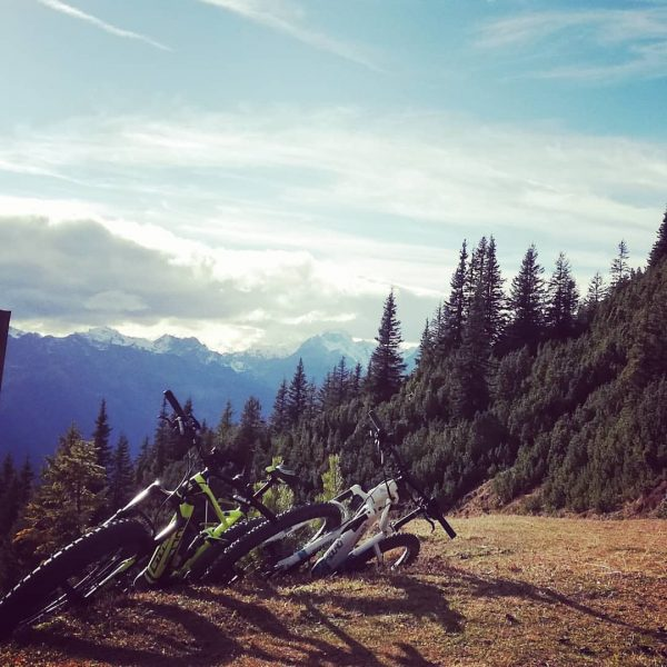 Bike&Hike😊 #bergwelten #hikeandbike #heimatliebe #mountain #meinmontafon #outdoor #enyoingthemoment #vorarlbergwandern #holiday #wandern #wunderschön #sunnyday ...