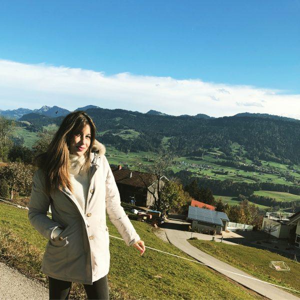 ⛰🍃🍂 #austria Sulzberg, Vorarlberg, Austria