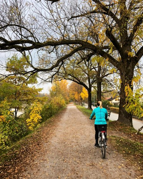🚲💨🍂🍁🍃 #bicycle #fall #autumn #withmygirl #outside #sundayfunday #beautifulcolors #niceday Dornbirner Ach