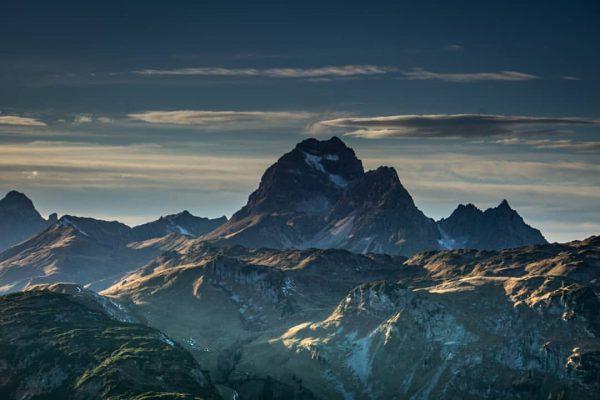 Großer Widderstein⛰️ ▪️ ▪️ ▪️ ▪️ #warthschröcken #widderstein #home #mountains #alps #vorarlberg #bregenzerwald ...