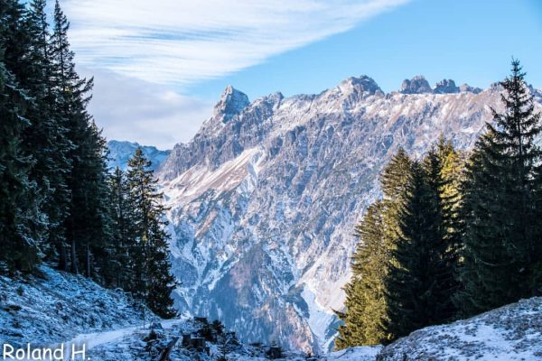 Das Vorarlberger Matterhorn. Die Zimba. #vorarlbergwandern #hiking #wandern #wanderlust #nature #naturephotography #naturelovers #natur #landschaft #landscape #alpen #alps...