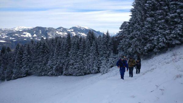 Hike & Fly, Bazora Vorarlberg