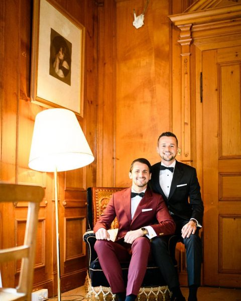 HERRSCHAFTLICH #loveyou #steveandjasko #ourday #perfektlight #zauberhaft #augenblick #loveislove #wedding #gaywedding #husbandandhusband #bestday #4ever ...