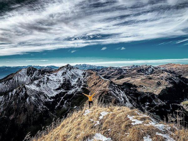 Freedom 🏔❤️• #austria #österreich #autumn #sunnyday #vorarlberg #planetearth #neverstopexploring #thatview #heimat #happyme #naturephotography ...