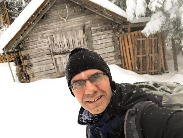 Winterwonderland auf der Bazora 🎿 #skitour #schnee #vorarlberg #meinvorarlberg #unservorarlberg Bazora