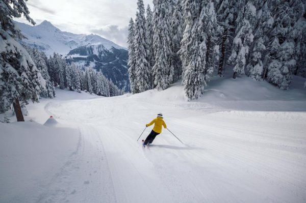 @kristbergbahn_montafon #meinmontafon #visitvorarlberg #visitaustria #silbertal #skiing #alps #alpstraveller #winter #austrianalps #alpen #mountains #berge ...