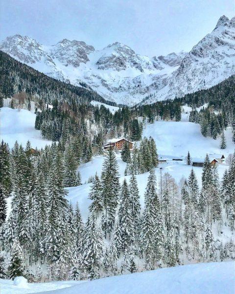 #Wildental #Schafalpenköpfe #Mittelberg #Kleinwalsertal 🇦🇹 #Vorarlberg #Österreich Mittelberg Kleinwalsertal