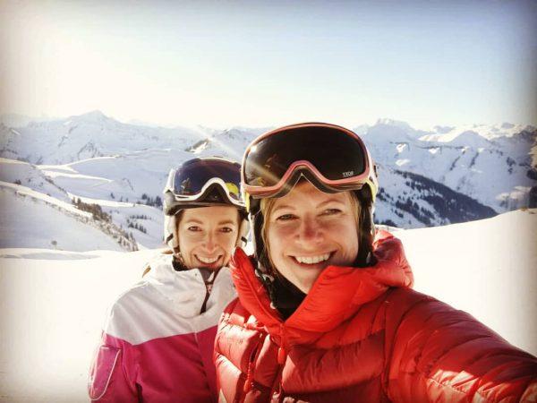 Was für ein genialer Skitag ❤️❤️ #sistersontour #adlerroessle #roessleau #adlerau #bregenzerwald #skifahren #skifoan ...