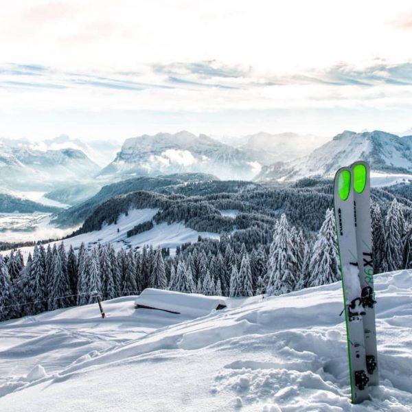 Das Bödele in Vorarlberg 🎿 © @max_zoll (Werbung -> Markierung) #weloveaustria #winter #snow ...