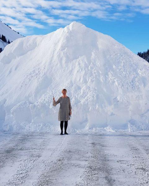 An Schnee mangelt es bei uns zurzeit wirklich nicht! 😍❄️ #picoftheday #15.01.2019 #schneereich ...