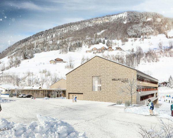Das Hotel Die Wälderin im Bregenzerwald ist ein Familienbetrieb zum Wohlfühlen. Direkt an ...