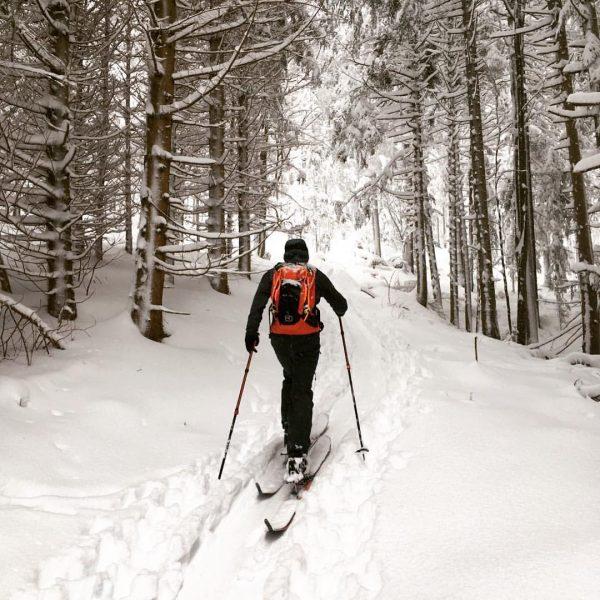 #austria #vorarlberg #alberschwende #skitour