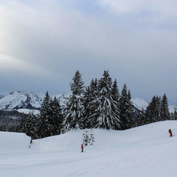 #beste #pistenbedingungen im #skigebietbödele 😎😍⛷🏂 . Täglich von 9 bis 16.15 Uhr offen! ...