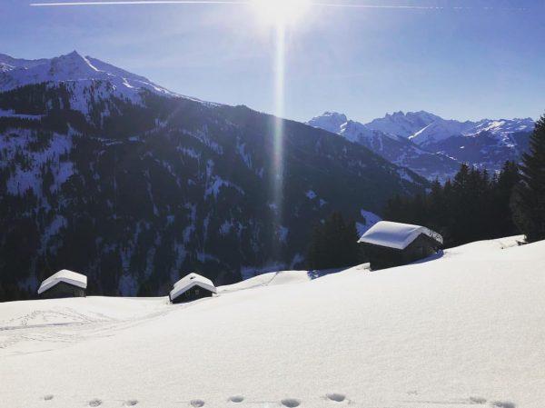 Have a nice sunday ☀️ #visitvorarlberg #skivorarlberg #sundaymood Kristberg, Vorarlberg, Austria