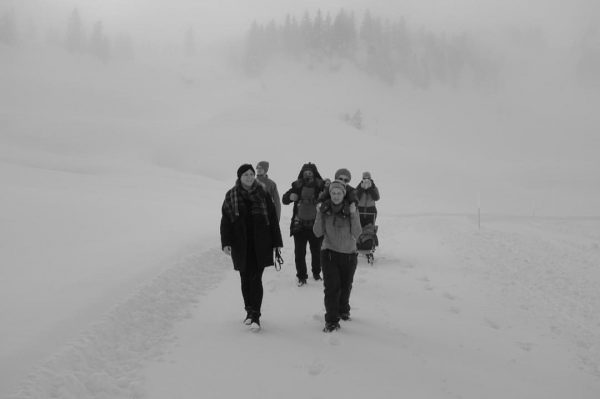 family-weekend ♥️ . . . #family #familytime #qualitytime #bregenzerwald #schnee #snow #au #rössle ...