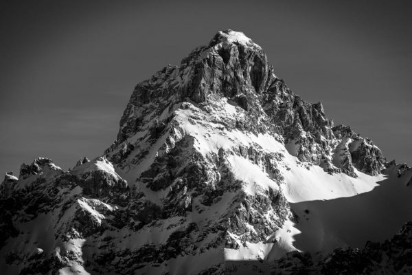 Zimba at last light - a majestic mountain #vorarlberg #visitvorarlberg #mountains #alps #snow #austria #SonyWorldClub #roamtheplanet #wekeepmoments...