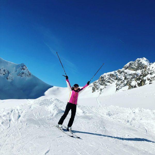 Perfect day ⛷☀️❄️💙! @brandnertal_tourismus . #brandnertal #skiurlaub #skiferien #skifahren #perfectday #skiinginthesun #sonne #sonnentag ...