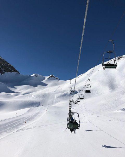 Kaiserwetter ☀️ und traumhafte Skibedingungen 😍 #mylechzuers #edelweisszürs