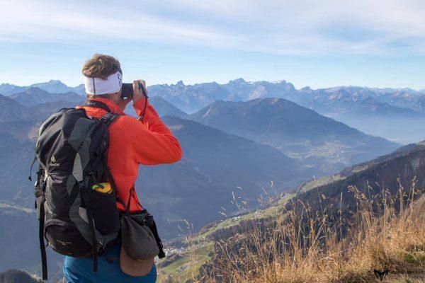 Enjoy the landscape😎✌️ . . . 📸@marc.obrist.photography #mountains #walsertal #zafernhorn #hiking #wanderlust #meinvorarlberg ...