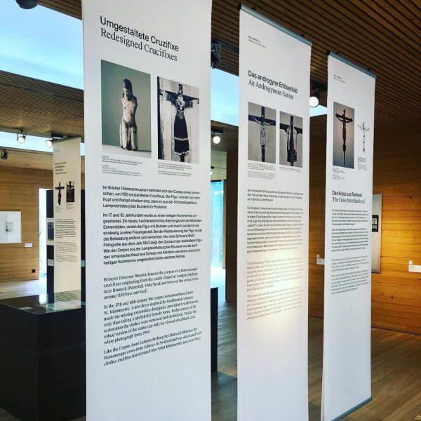 Eindrücke aus der neuen Ausstellung Frau am Kreuz 💫 #frauenmuseum #frauenmuseumhittisau #frauamkreuz #womensmuseum ...