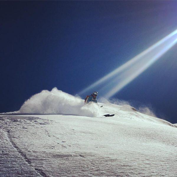 S P O T O N. ☀️🏔❄️ Another day for the books. Skitouring ...