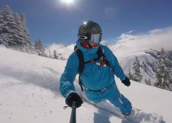 Solang es staubt, passts! 😆 #snowboarding is #stillalive #powder #winterwonderland #vorarlberg #arlberg #meintraumtag ...