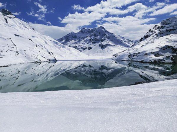 Schön, schöner, Silvretta. #skitour #silvretta #vorarlberg #meintraumtag #grenzmomente