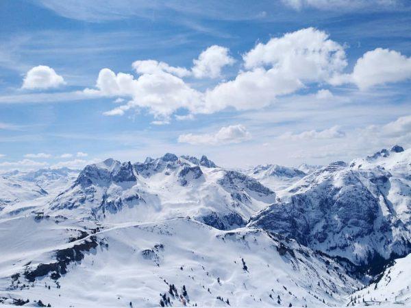 SKIauszeit.❄🎿 Österreich, wie wundervoll bist du denn?🎿✨❤ Die Berge hier sind so gigantisch! ...