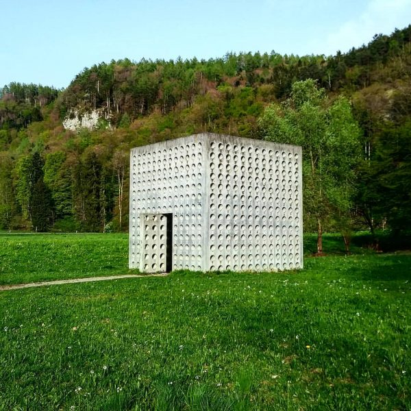 #wasserhaus #structures #architecture #architecturelovers #concrete #concretearchitecture #visitvorarlberg #austria