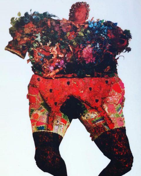 CRUCIFIXION by Niki de Saint Phalle (1930 - 2002) Mixed Media um 1965, ...