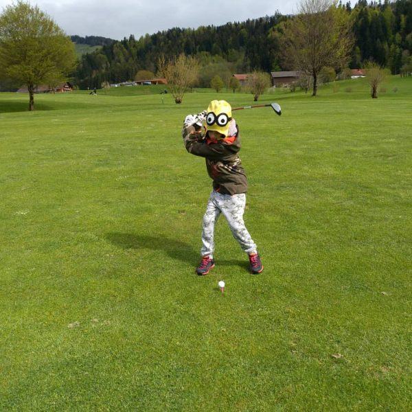 #muttertag #GolfParkBregenzerwald #kinder #spaß #miteinander #familytime #sunshine #allgäueralpen #bregenzerwald Golfpark Bregenzerwald