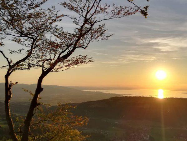 #brüggelekopf #bregenzerwald #vorarlberg #austria #lakeofconstance #sunset #nature #landscape #outdoor #silence #placetobe