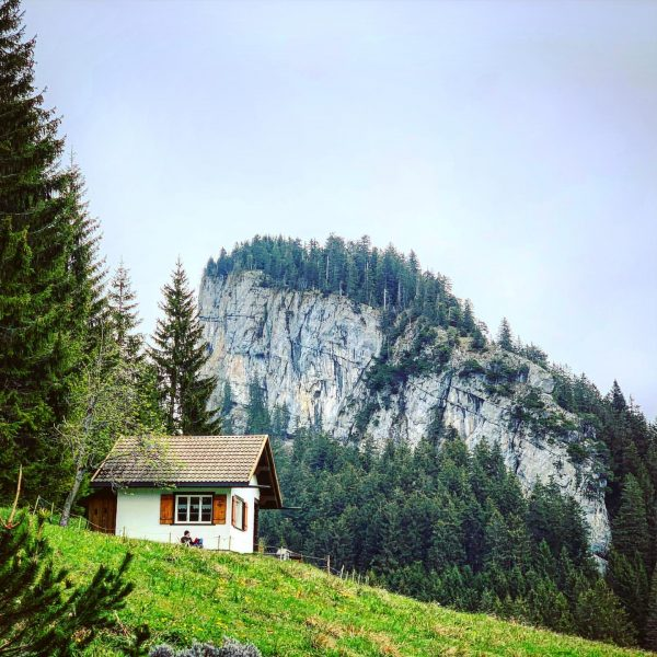 #🇦🇹 Naturfreunde Emser Hütte - This is a hut/restaurant you have to walk ...