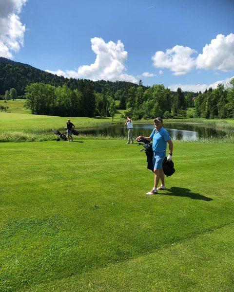 #GolfParkBregenzerwald #riefensberg #oberstaufen #allgäu #golfmachtspaß #golfplatz #golfcourse #golf #sport #nature #bregenzerwald #green #fairway Riefensberg, Vorarlberg, Austria