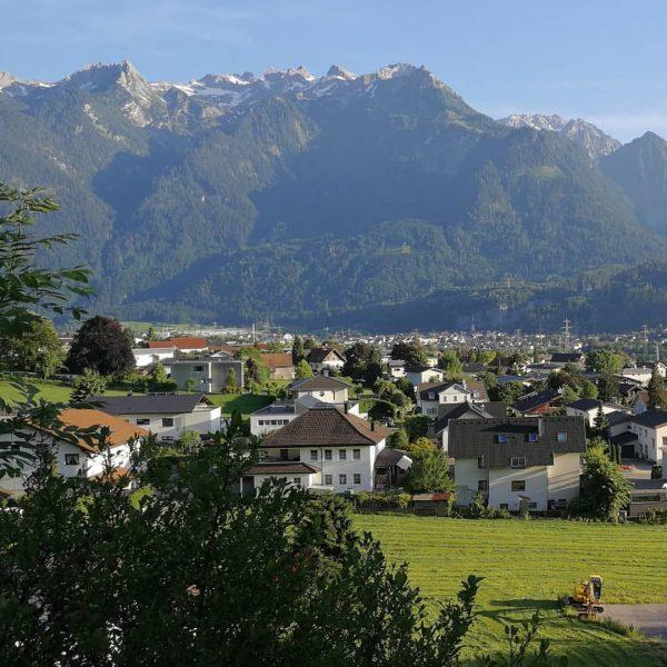 #nüziders #vorarlberg #austria Nüziders, Vorarlberg, Austria