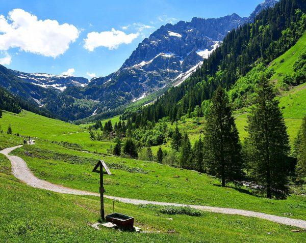 Gemsteltal #gemsteltal #hinteregemstelhuette #hinteregemstelhütte #kleinwalsertal #alm #almhütte #bergwandern #berge #landschaft #landscape #landschaftsfotogafie #landscapephography ...