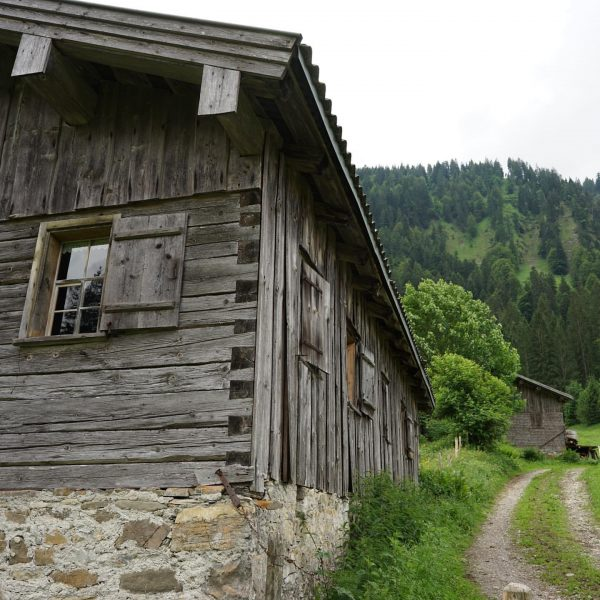 Wooden works of art. Do you love Bregenzerwald architecture as much as I ...