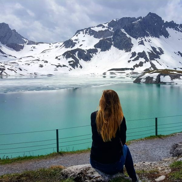 Take a Breath🗻 #lünersee #brandnertal #austria #Österreich #bürserberg #wanderurlaub #vorarlberg #mountains #bergliebe #bergwelten ...
