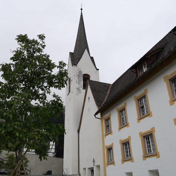 Schauen Sie bei der Führung durch die Propstei St. Gerold hinter die Kulissen ...