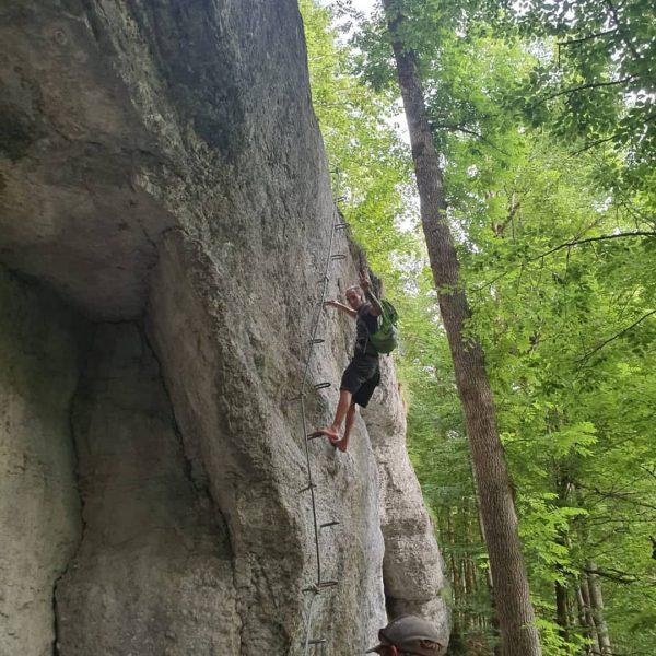 Was awesome yesterday😍😍😍😍 #schnepfau #bregenzerwald #vorarlberg #austria #visitbregenzerwald #visitvorarlberg #visitaustria #mountains #husky #climbing ...